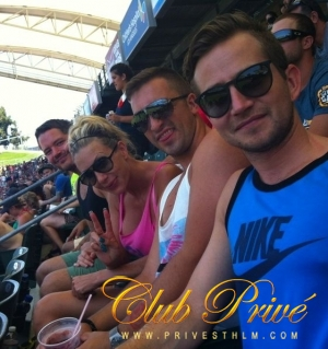 Club Prive - Puma Swede - Bra partner...