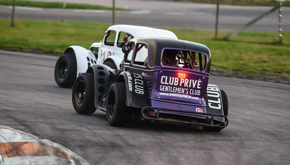 club prive legend cars