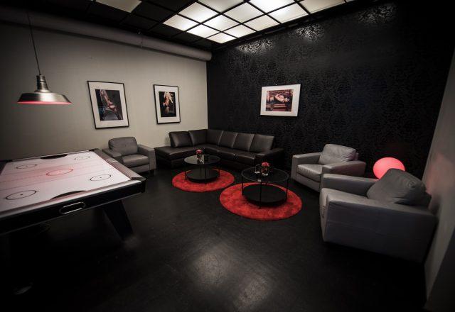 Club Privé - Lounge